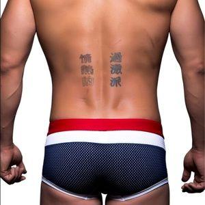 Andrew Christian Swim - Swim trunk